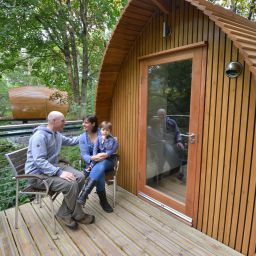 Turriff - Clochforbie Yurts